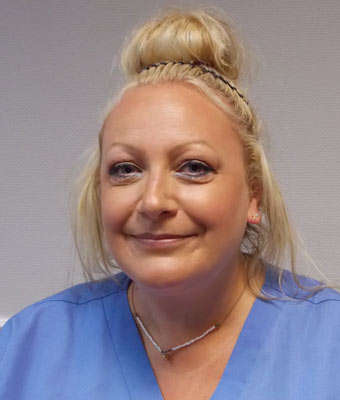 Dental Nurse Natasha Johnson